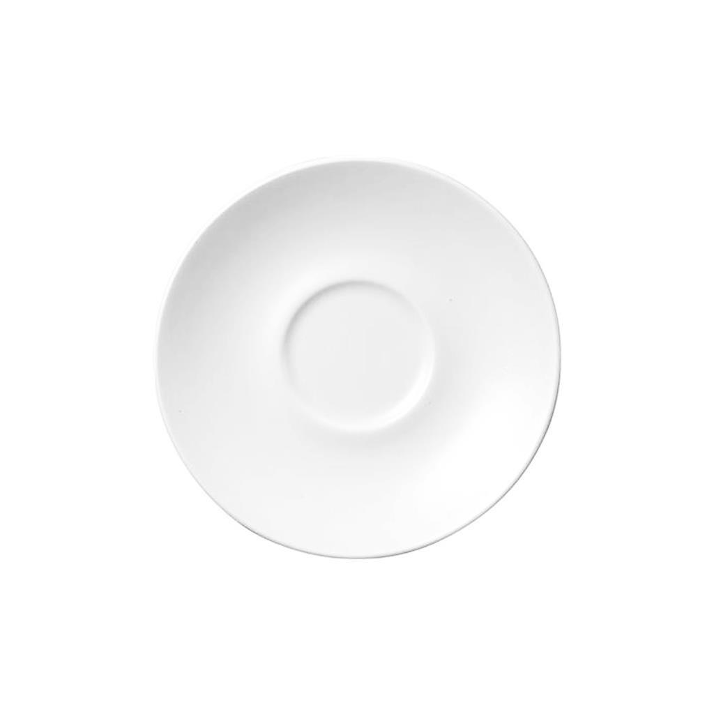 Piatto Per Tazza Cappuccino 15.6 cm Vellum WHVMCSS1 Churchill