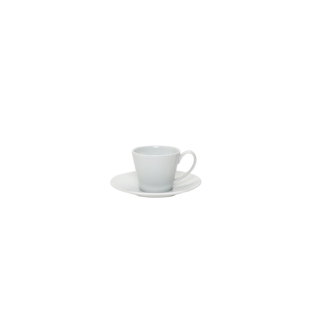 Piatto Per Tazza Caffè 10 cm Forma 02 0315 Royal Porcelain