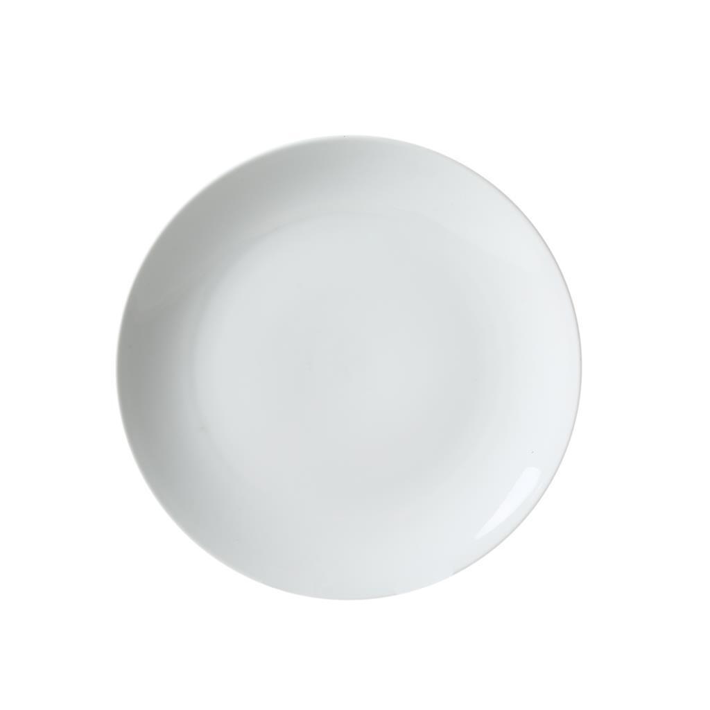 Piatto Piano 21 cm Forma 02 0237 Royal Porcelain