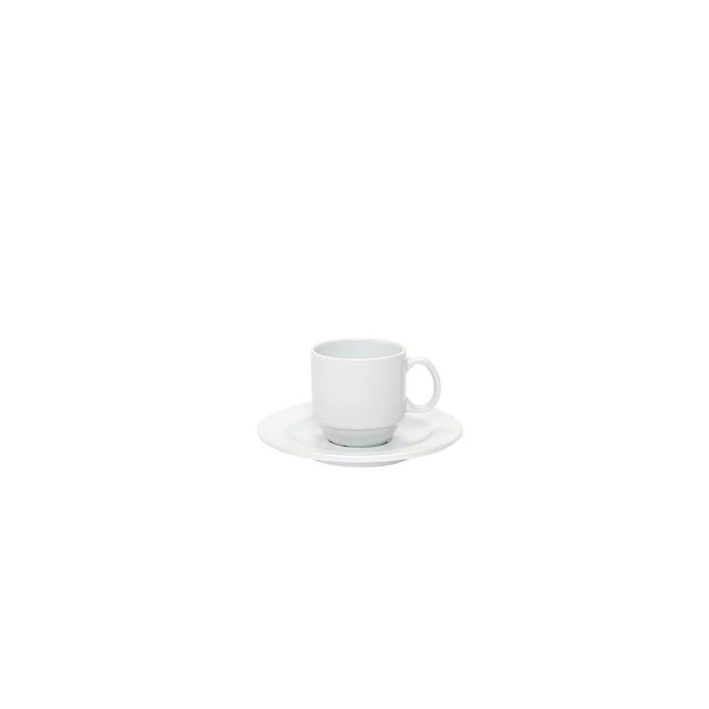 Piatto Per Tazza Caffè 12 cm Forma 19 1912 Royal Porcelain