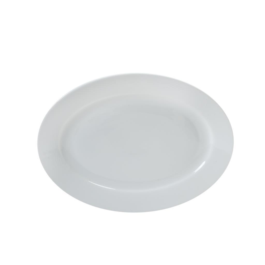 Piatto Ovale 47 cm Forma 40 4005 Royal Porcelain