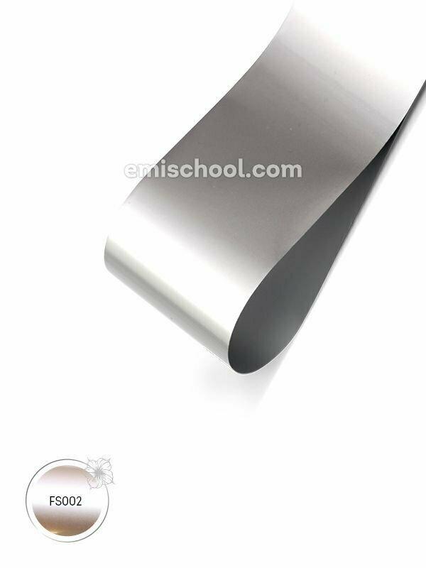 Foil satin Silver, 1.5 m