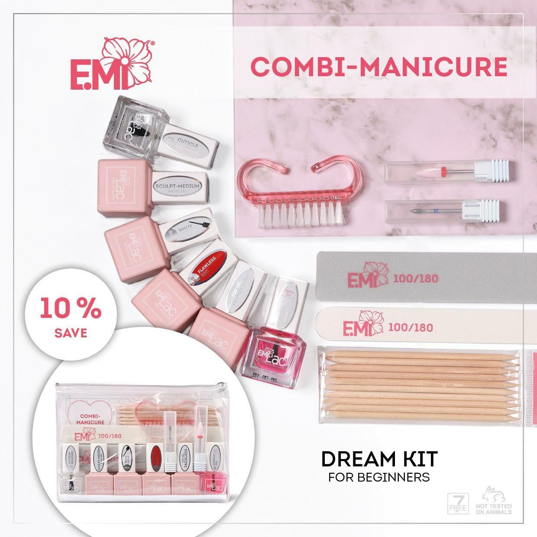 Combi-manicure set