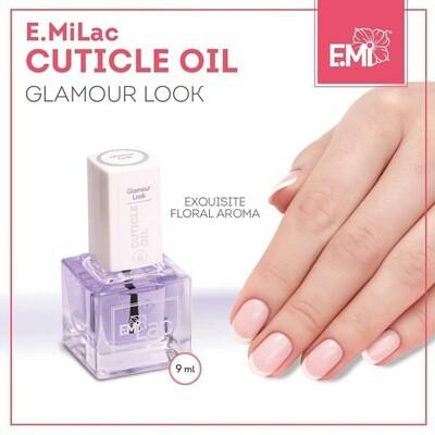 E.MiLac Cuticle Oil Glamour Look, 6/9/15 ml.