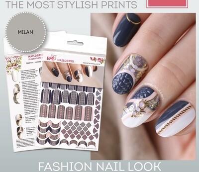 Naildress Slider Design Milan