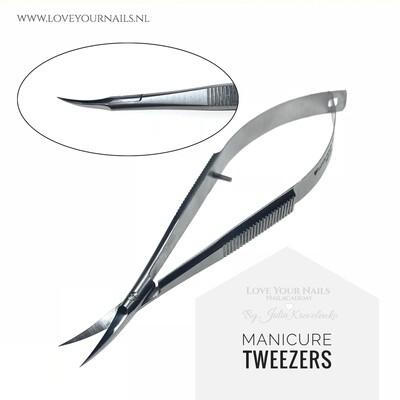 Manicure tweezers NP-03 MUST HAVE