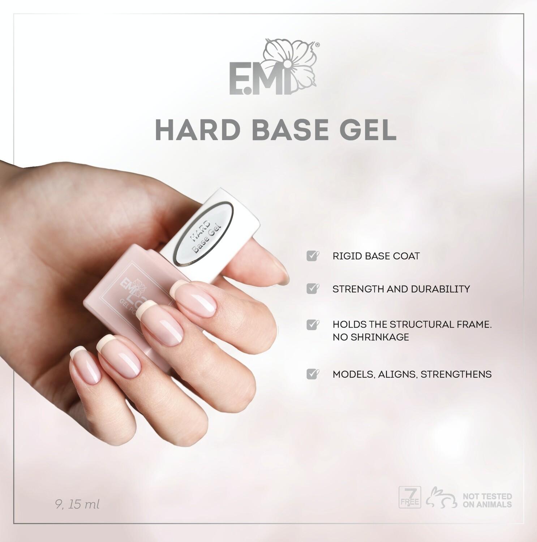 E.MiLac Hard Base  9/15 ml.