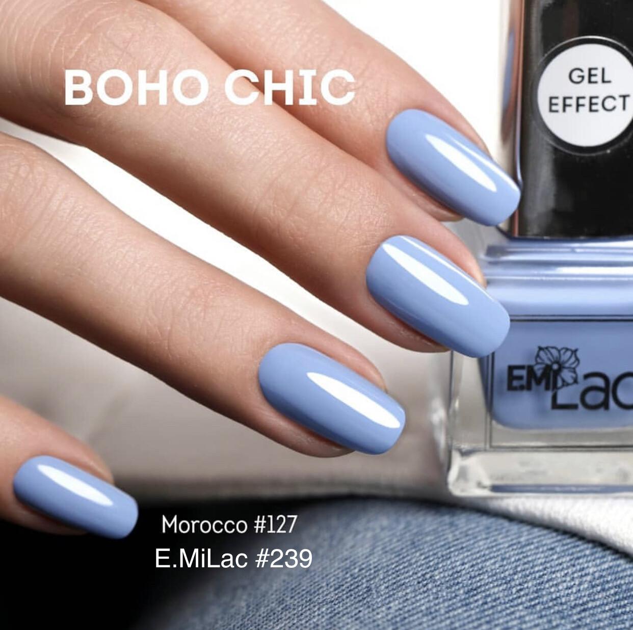 E.MiLac BC Morocco #239, 9 ml.