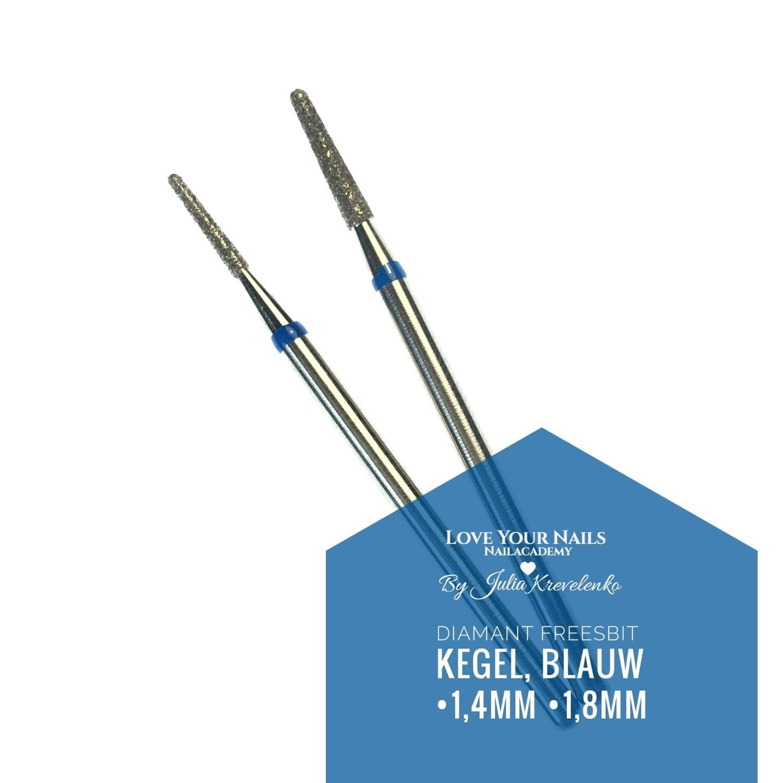 Diamond Cuticle Remover Bit - Cone
