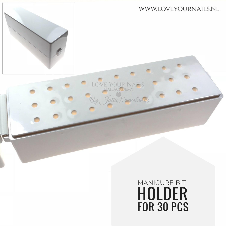 Frees bits holder for 30 pcs.