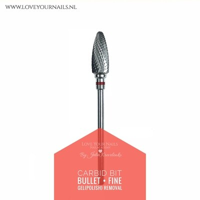 Flame Carbide Drill Bit - Fine