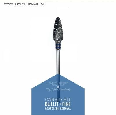 Bullit Carbide Drill Bit - for left handed use