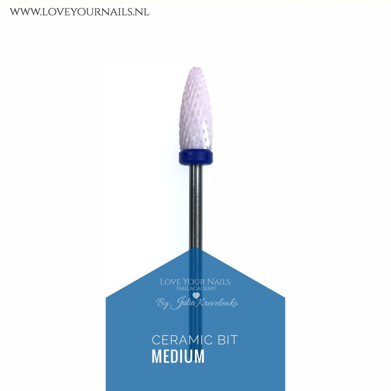 Ceramic bit  - Medium