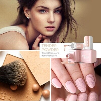 E.MiLac SE Tender Powder #040, 9 ml.