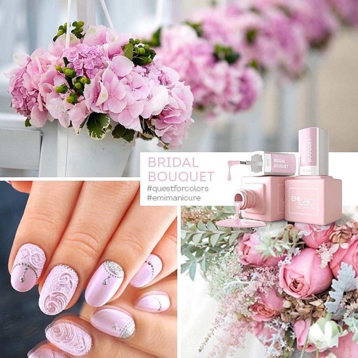 E.MiLac SE Bridal Bouquet #044, 9 ml.