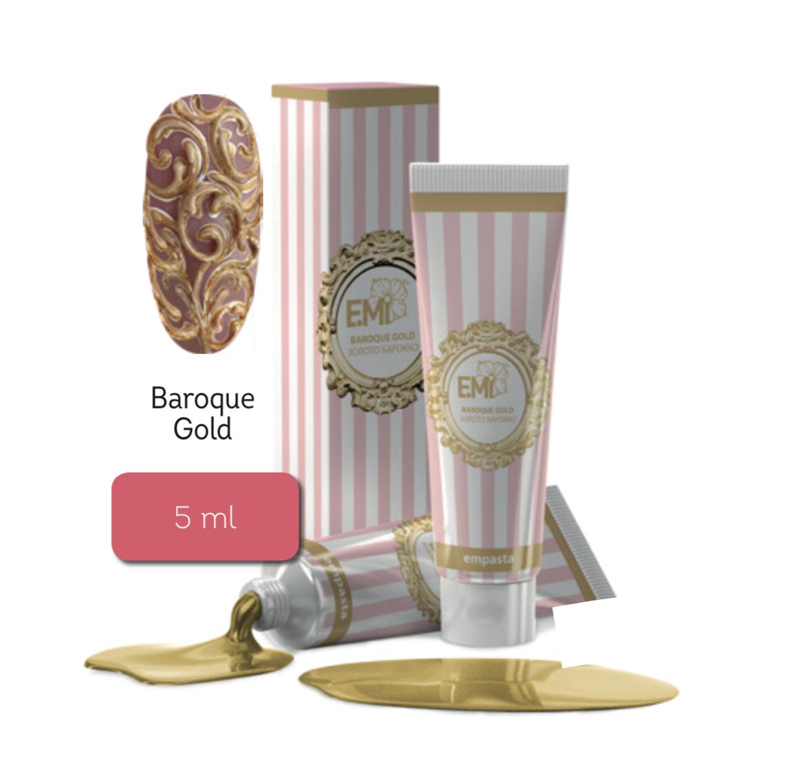 EMPASTA Baroque Gold, 5 ml.