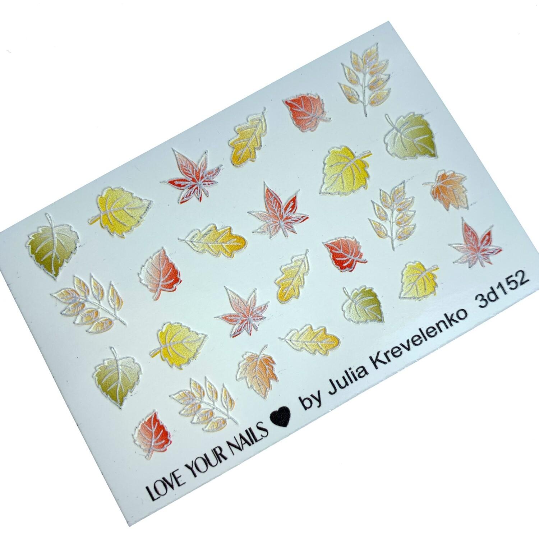 Leaves 3D152