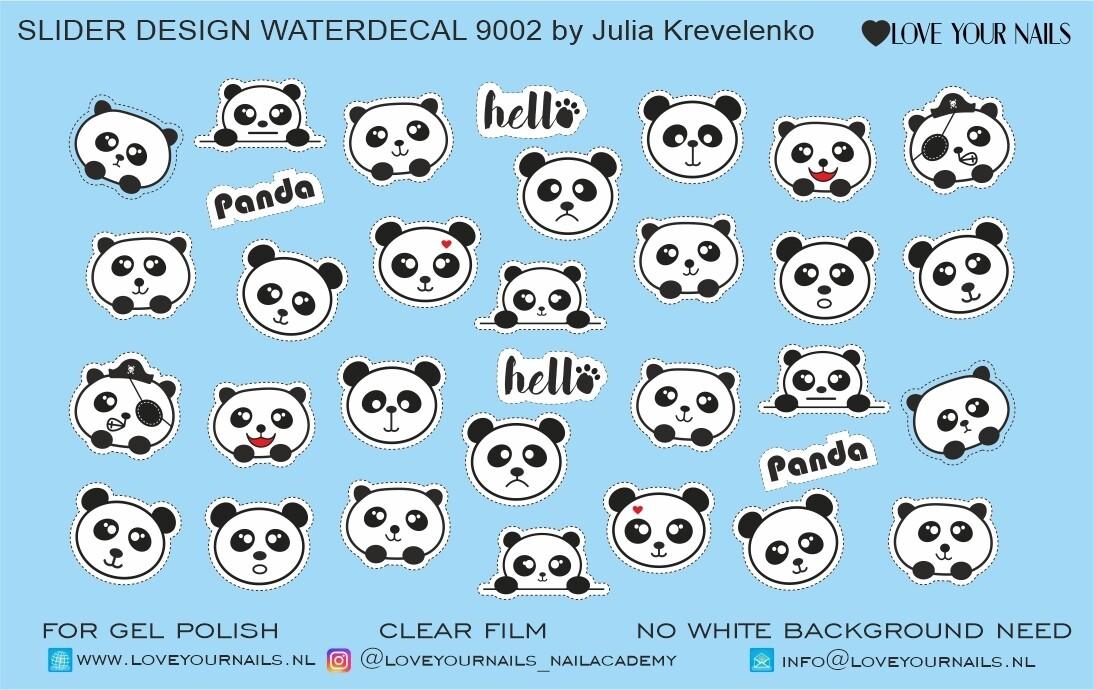 Sweet Panda 9002