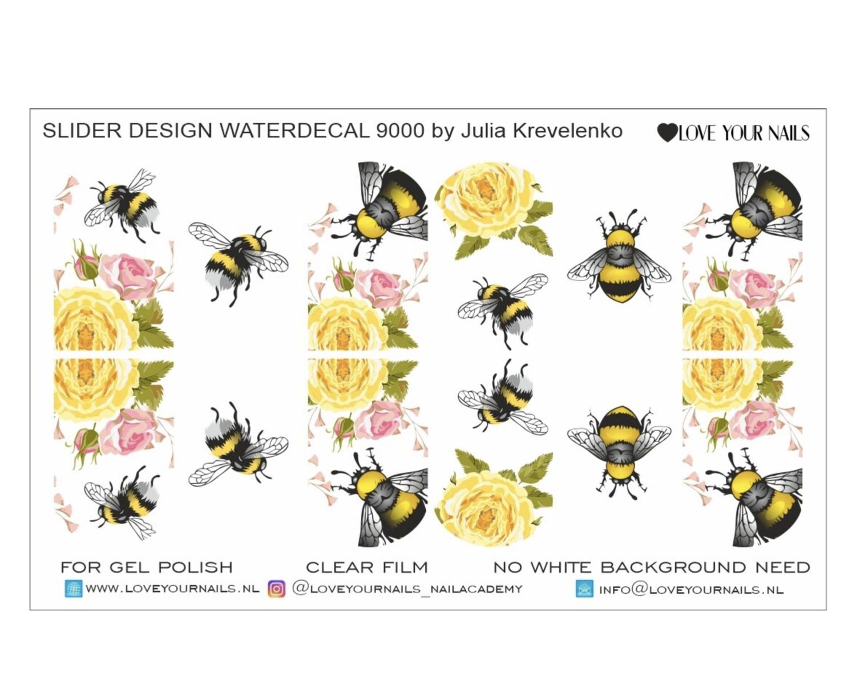 Honey bee 9000