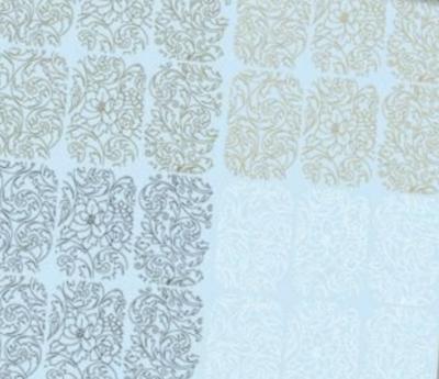 NAILCRUST Pattern Sliders Gold/Beige/White/Black #25