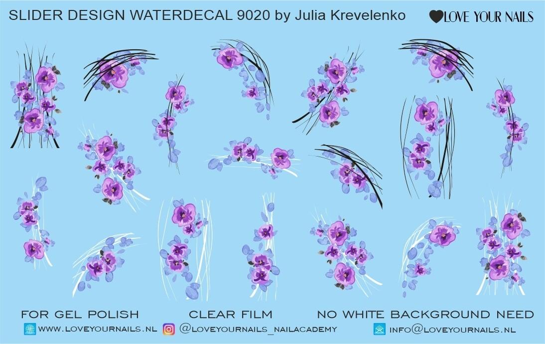 Flowers 9020