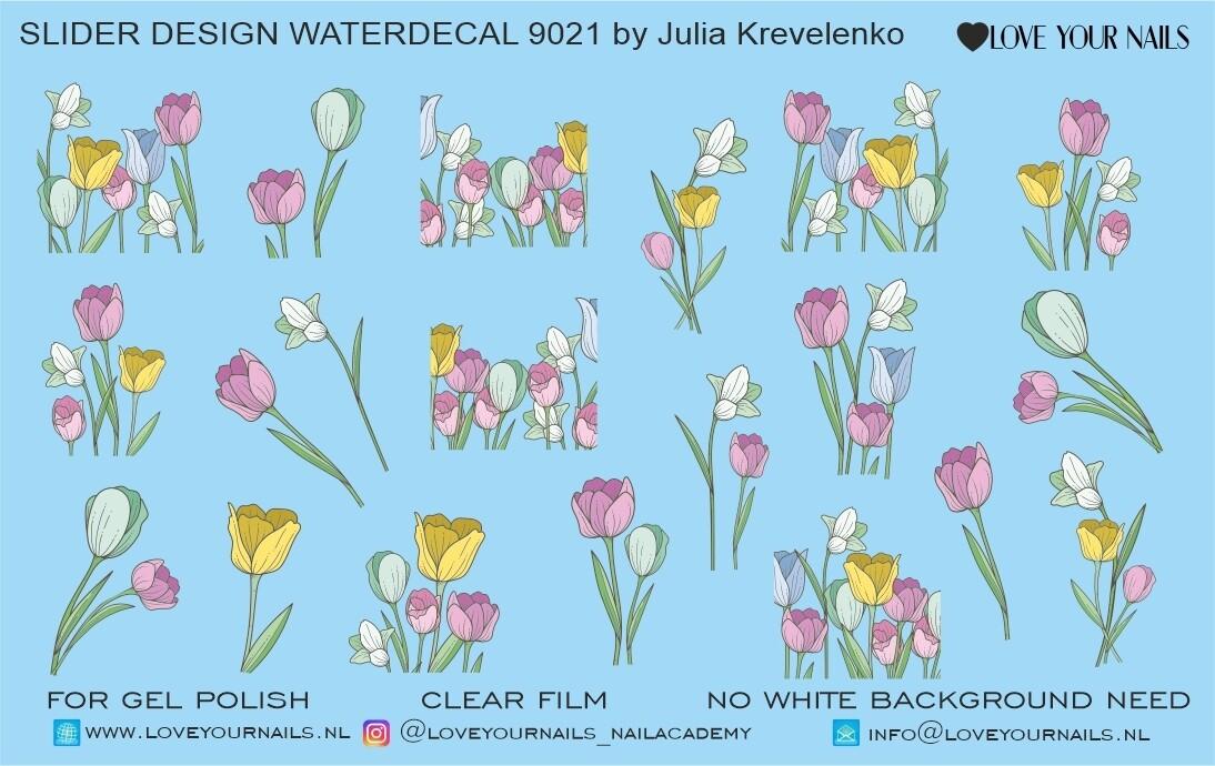 Tulips 9021