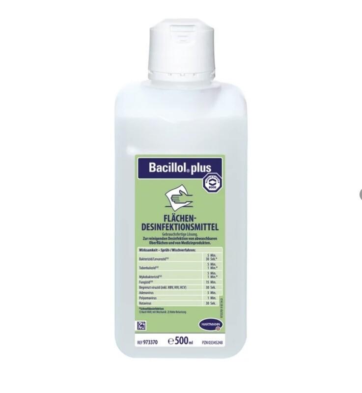Bacillol plus surface disinfection 0,5 L