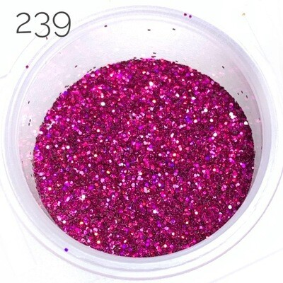 Holographic glitter dust #239