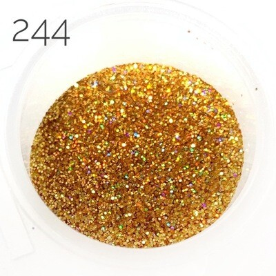 Holographic glitter dust #244