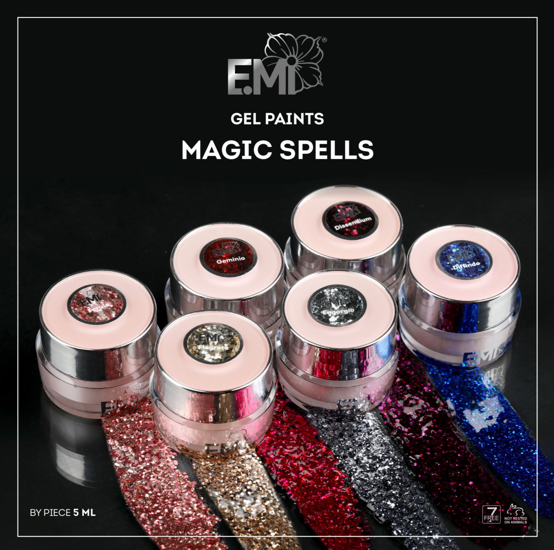 SET Magic Spells, 6 x 5 ml
