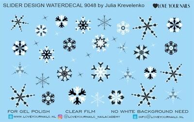 Snowflakes 9048