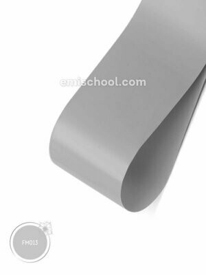 Foil matte Light Gray, 1.5 m