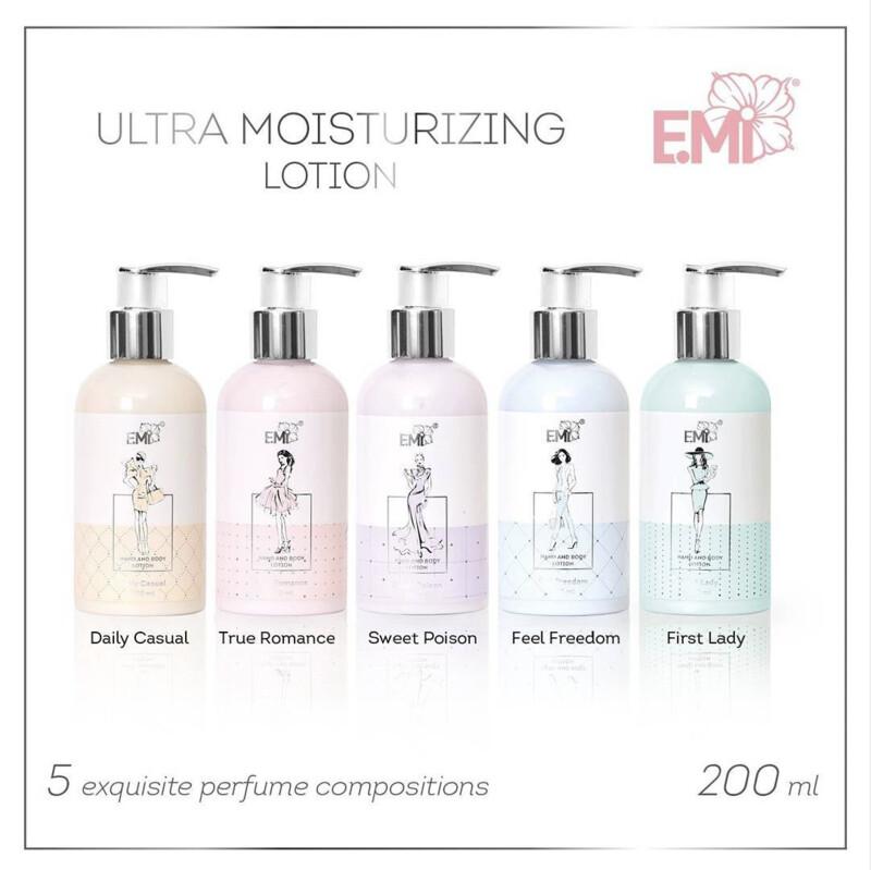 ULTRA Moisturizing Hand and Body Lotion, 200 ml