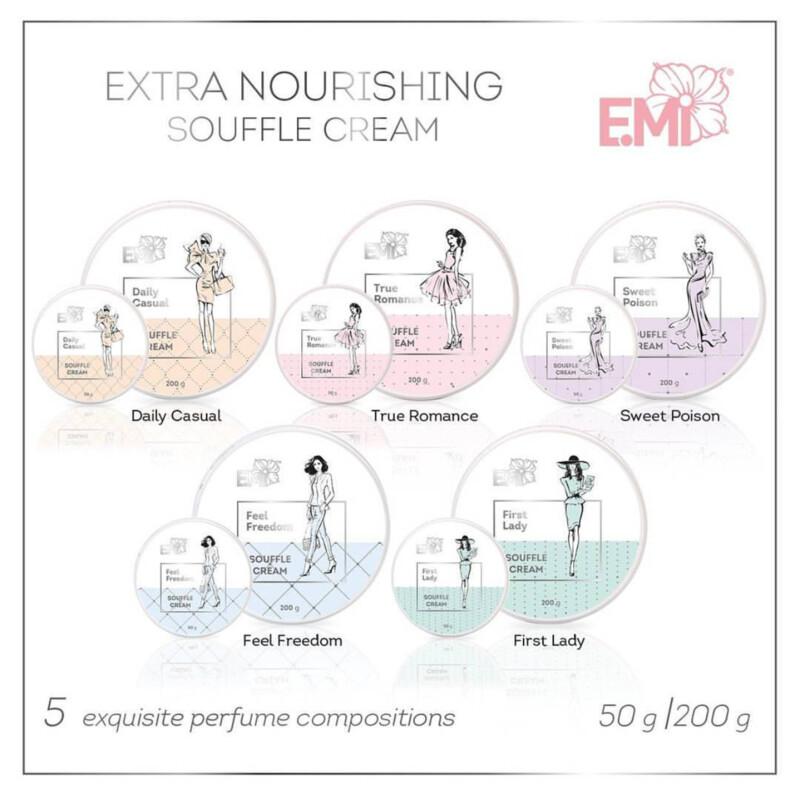 Souffle cream, 50g