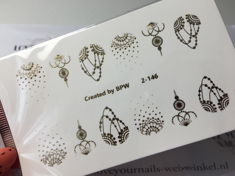 Necklace lunula 2-146