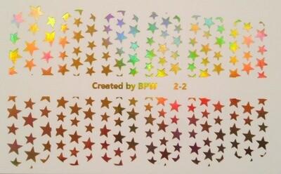 Stars 2-2
