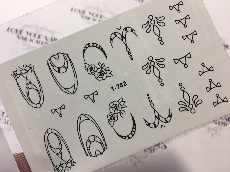 """Sweet bloom"" design 1-782"