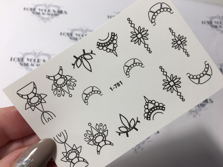 """Sweet bloom"" design   1-781"