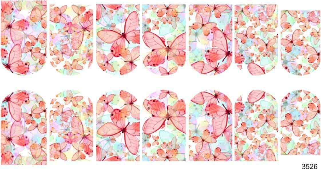 Vlinders 3526