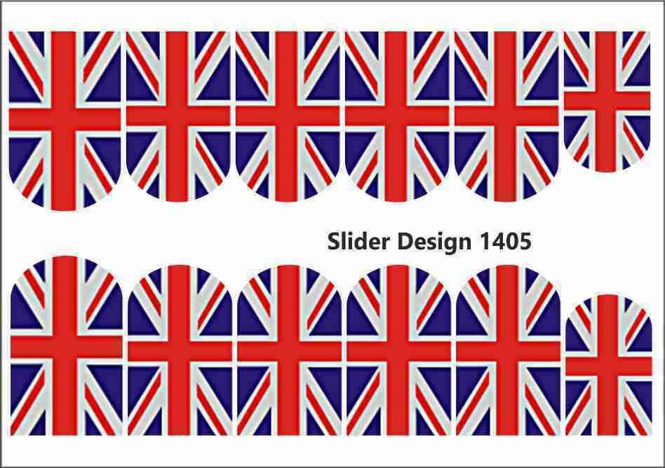 UK flag 2349