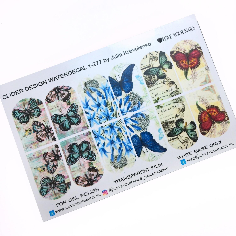 Vlinders 1-277
