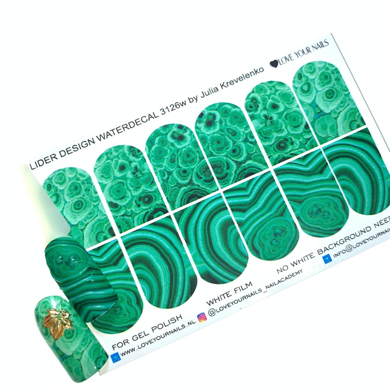 Marmer groen natuursteen 3126w