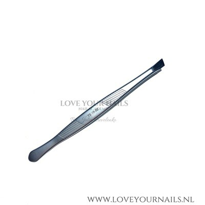 Eyebrow tweezer expert type 1