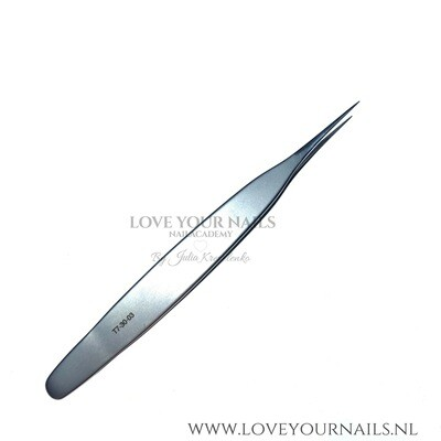 Professional eyelash tweezer expert 40 type 3 (straight)