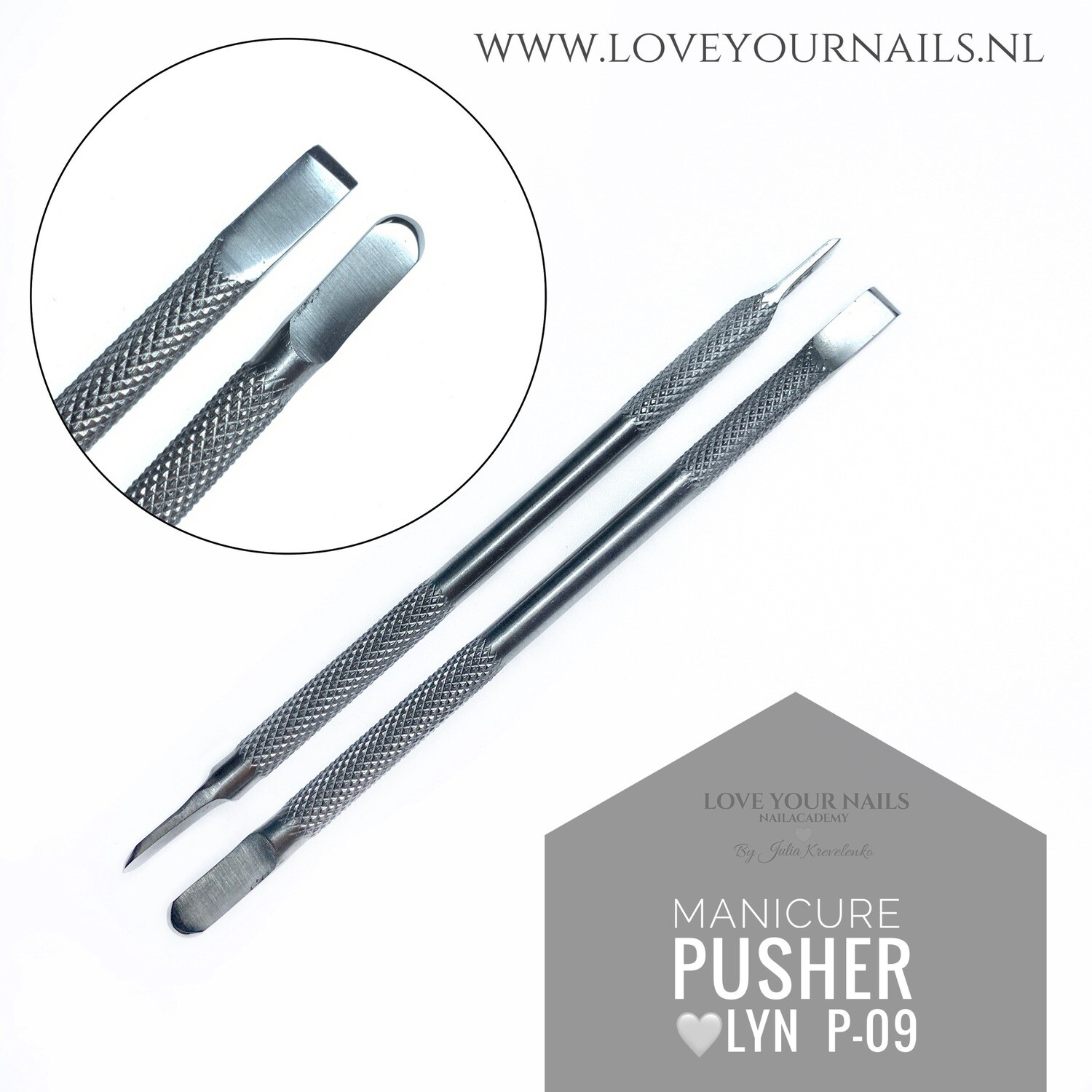 EXPERT Manicure pusher P-09