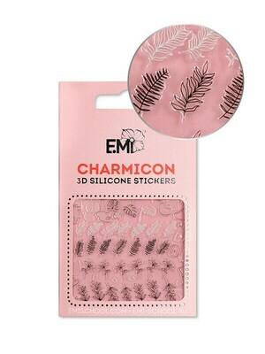 Charmicon 3D Silicone Stickers #131 Tropics