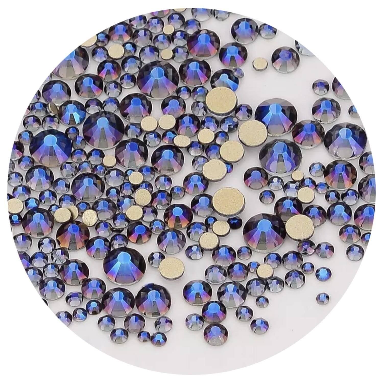 Violet Stones Sunlight, 250st., ss3-ss20 in een zakje
