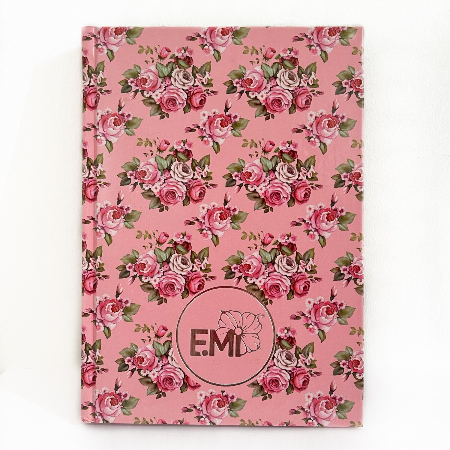 Day planner pink with roses E.Mi