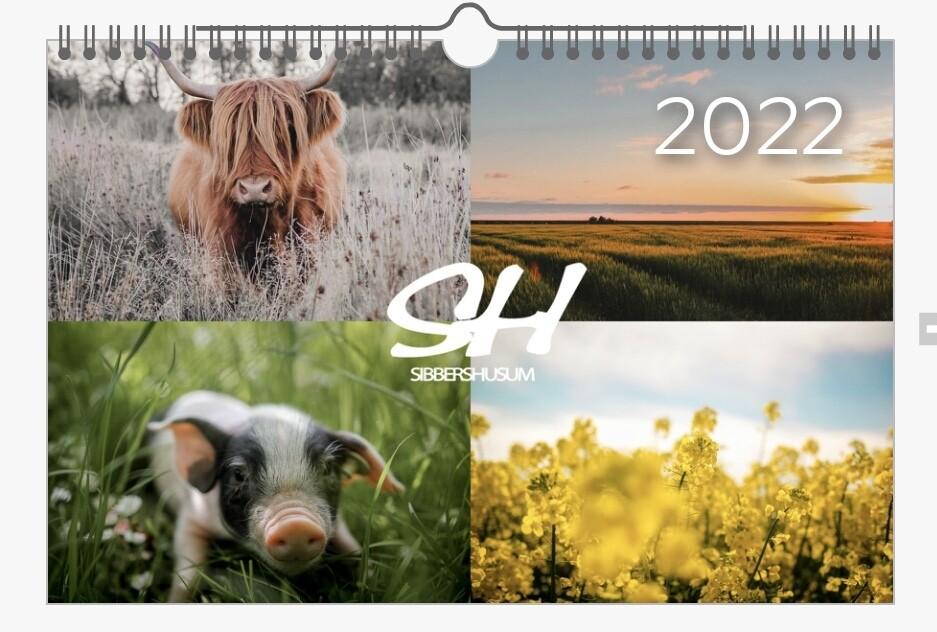 Kalender 2022 Naturpur