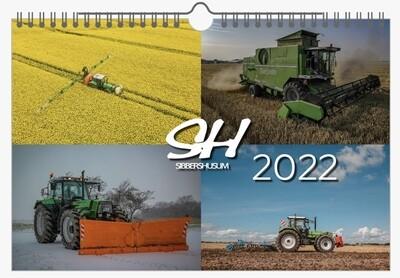 Kalender 2022 SCHLEPPER & MASCHINEN